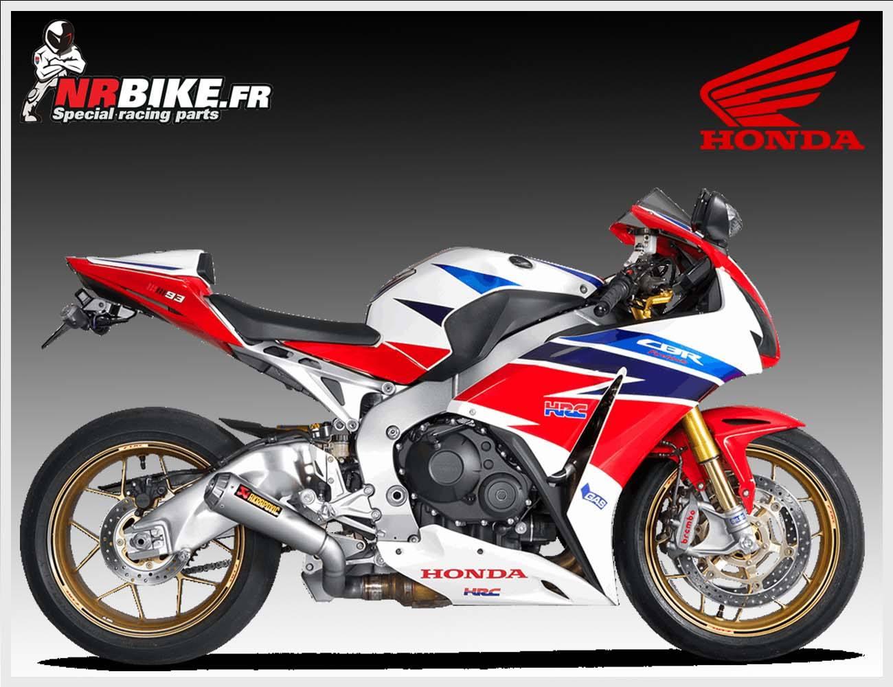 CBR 1000RR 2008 > 2015