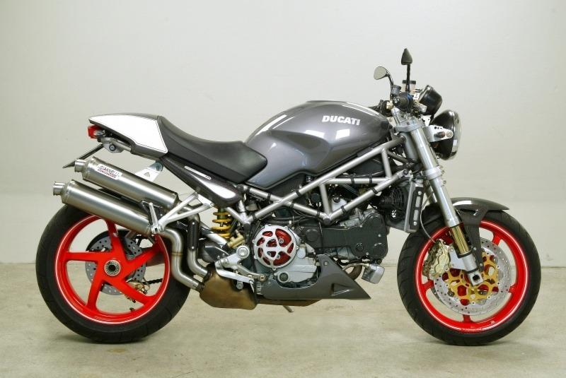 MONSTER S4R 996