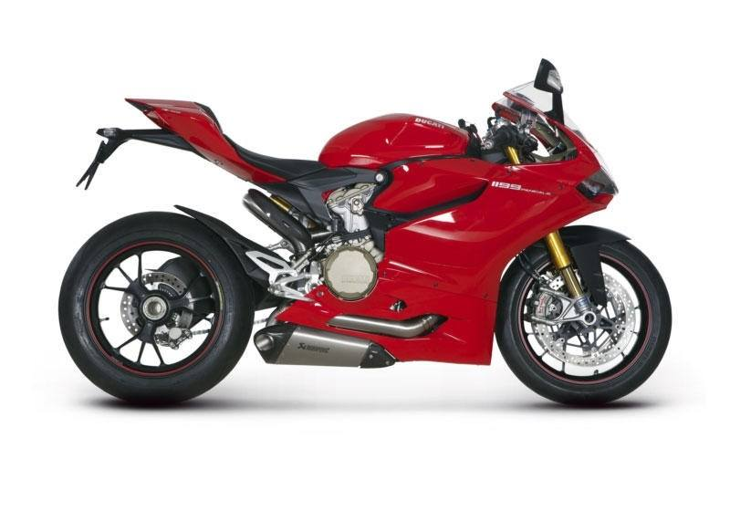 1199/1199R PANIGALE