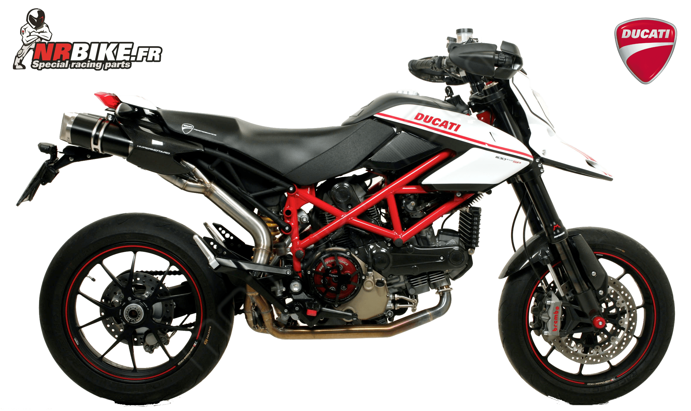 HYPERMOTARD 1100 EVO / SP