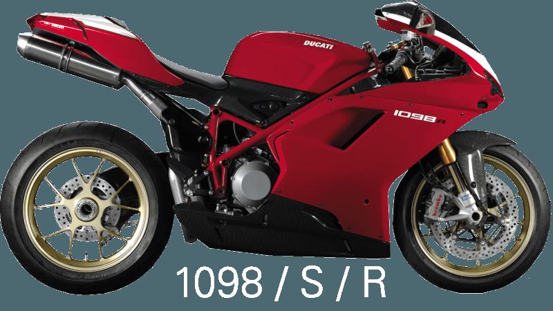 1098/1098S/1098R