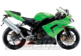 ZX10R 2004 - 2005