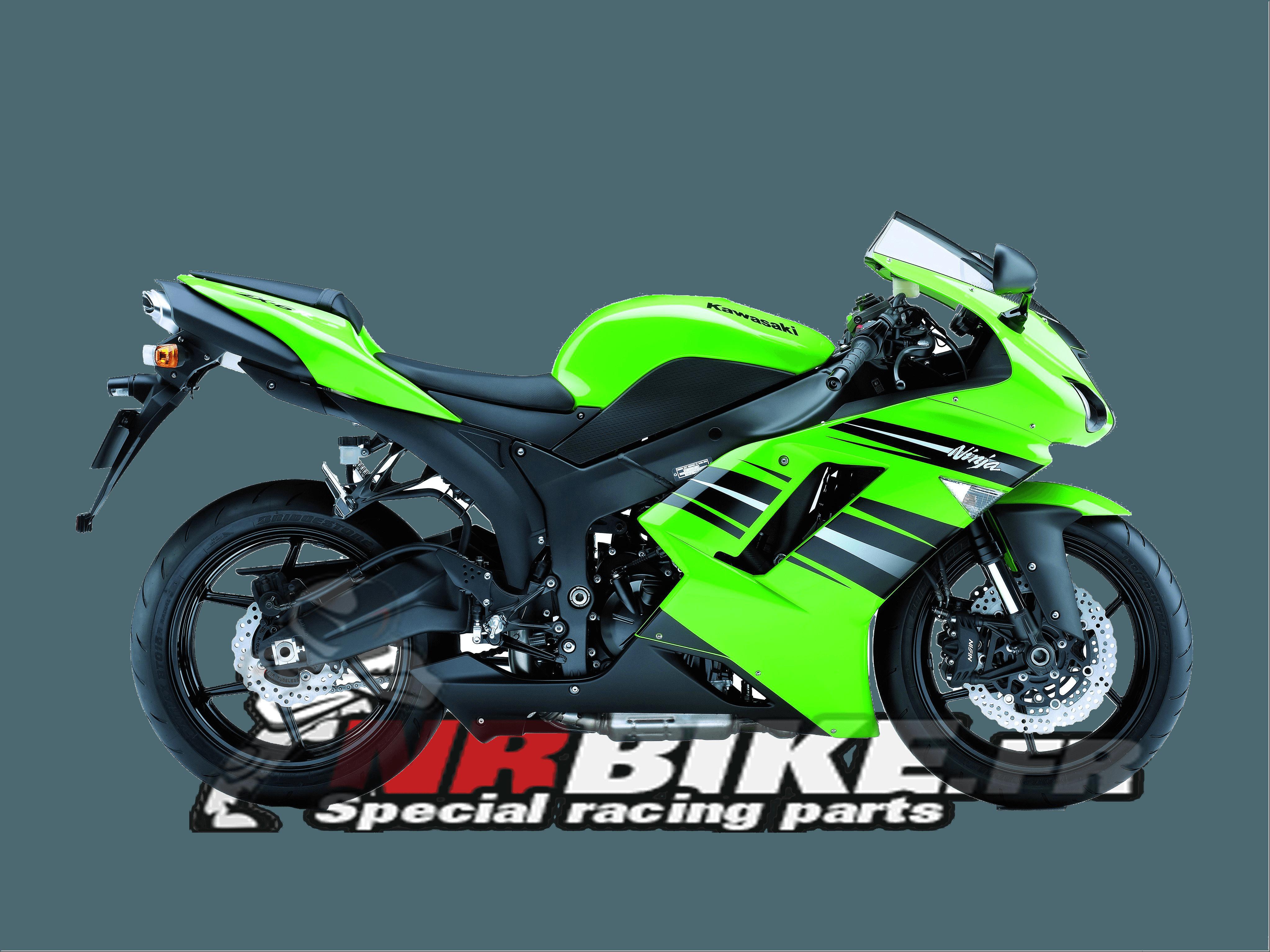 ZX6R 2007 - 2008