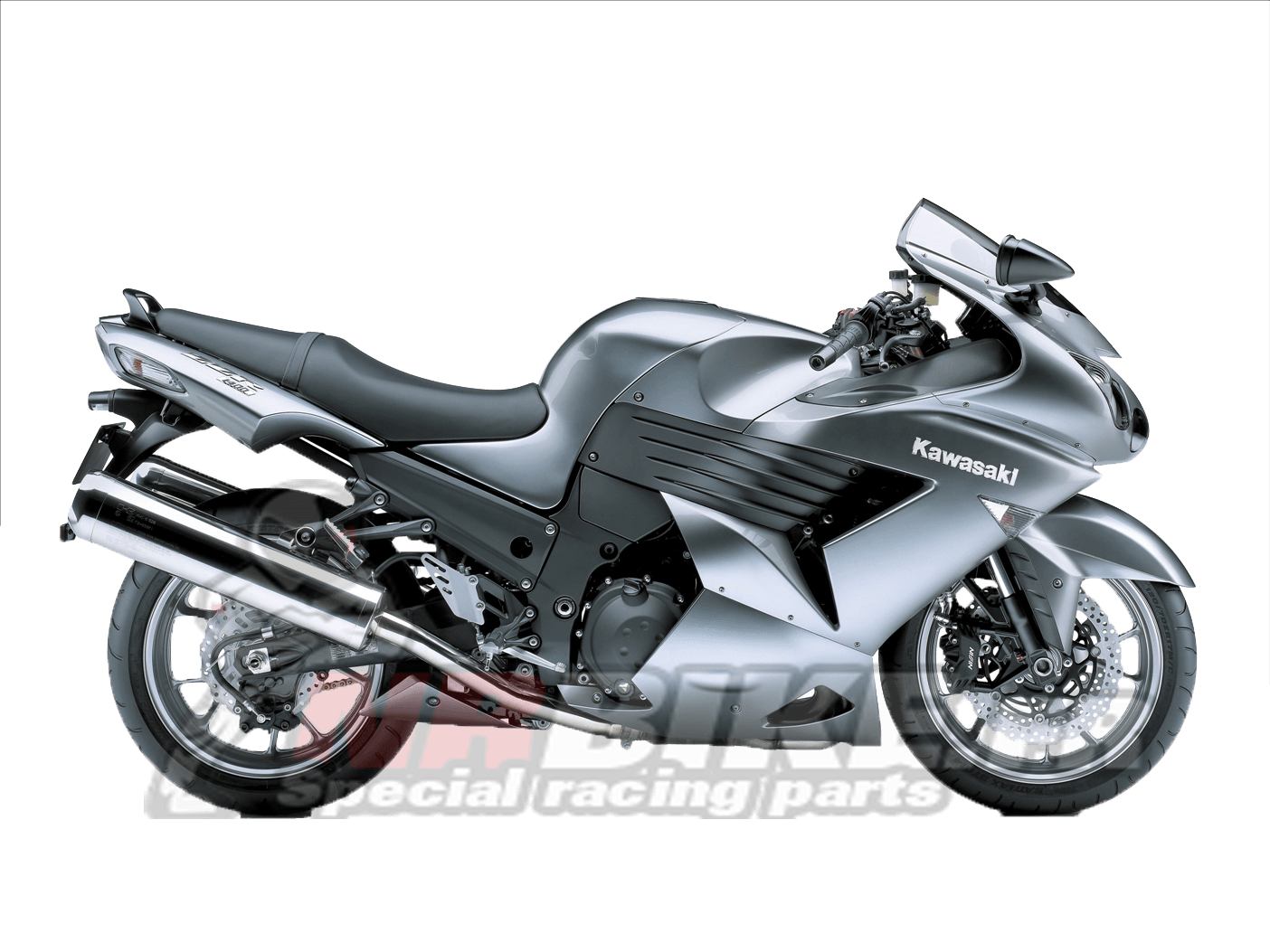 ZZR 1400 2006 - 2007