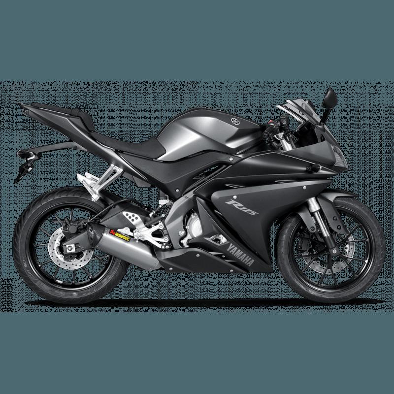 YZF-R125 2008>2017