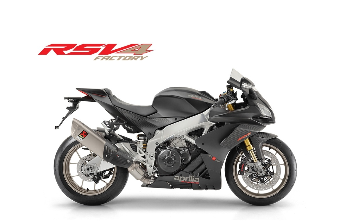RSV4 1100 FACTORY 2019