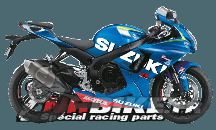 600 GSX-R 2004>2016