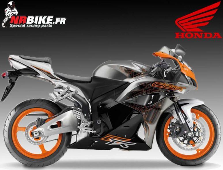 CBR 600RR 2007 > 2015