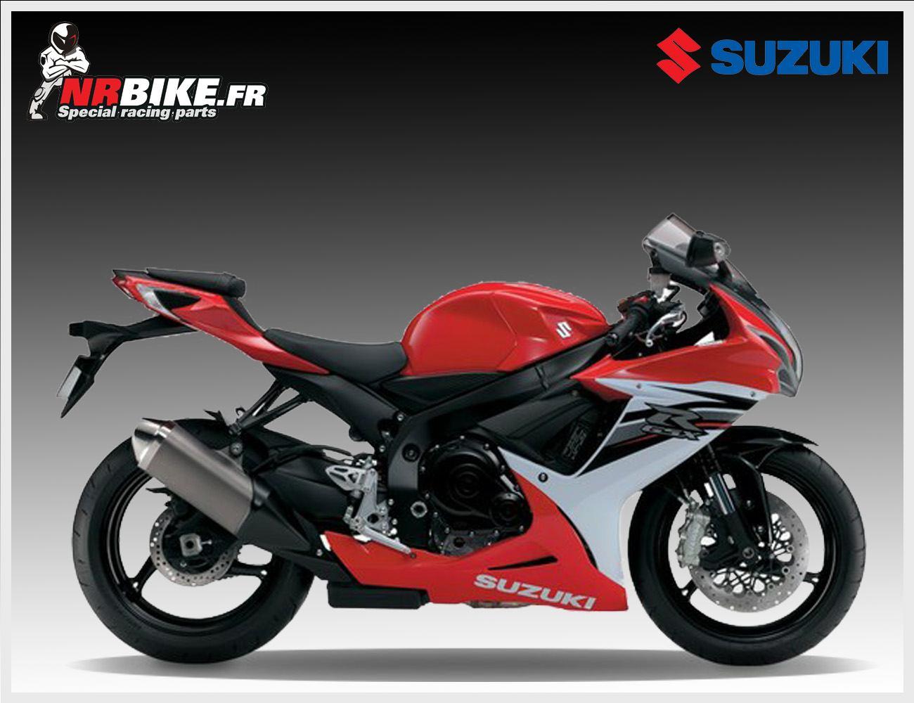 600 GSXR 2004>2016