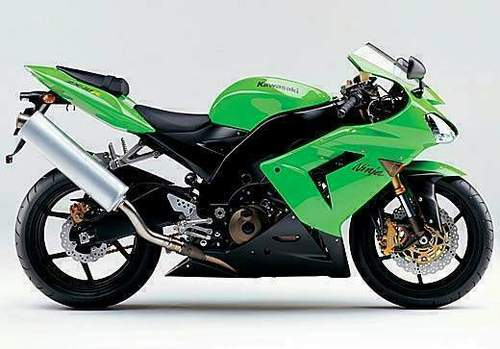 ZX10R 2004-2005