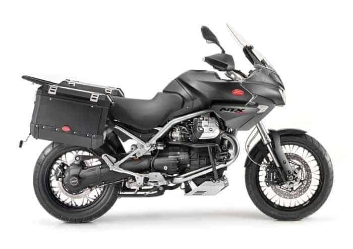 Reprogrammation ECU Moto Guzzi 1200 Stelvio NTX