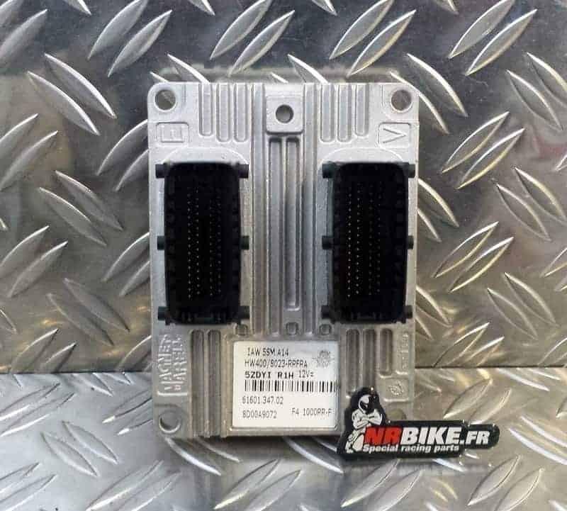 Reprogrammation boitier ECU MV AGUSTA F4 1000R 2010-2011