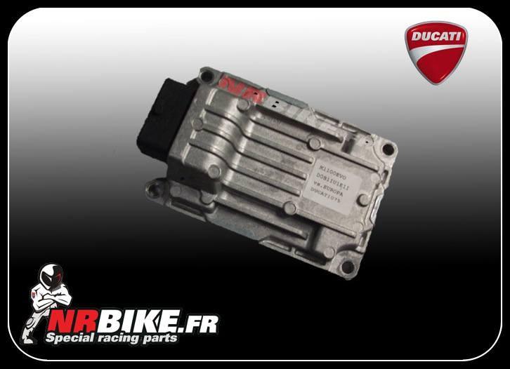 Reprogrammation Boitier ECU Monster 696 / 696 ABS