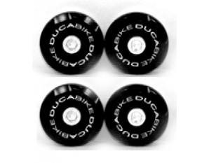 BOUCHONS DE CADRE DUCATI MONSTER 620 / 695 / 750 / 800