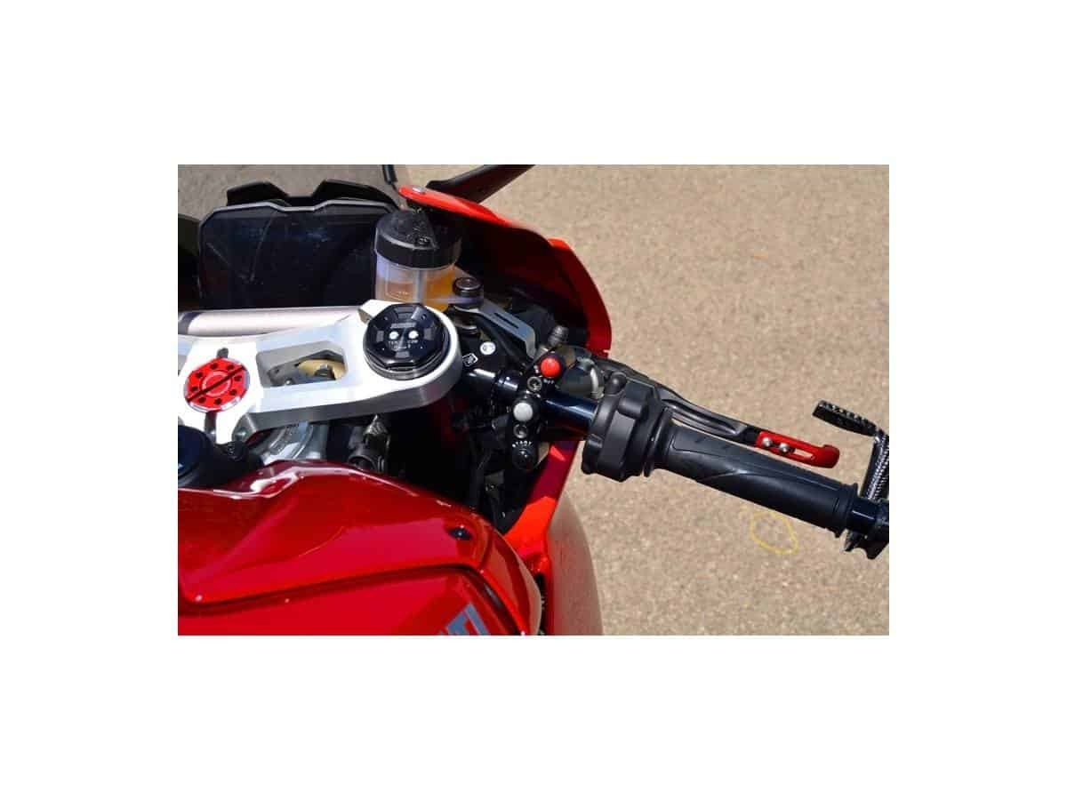 KIT DEMI GUIDON RACING DUCABIKE BSRA53V4D POUR PANIGALE V4