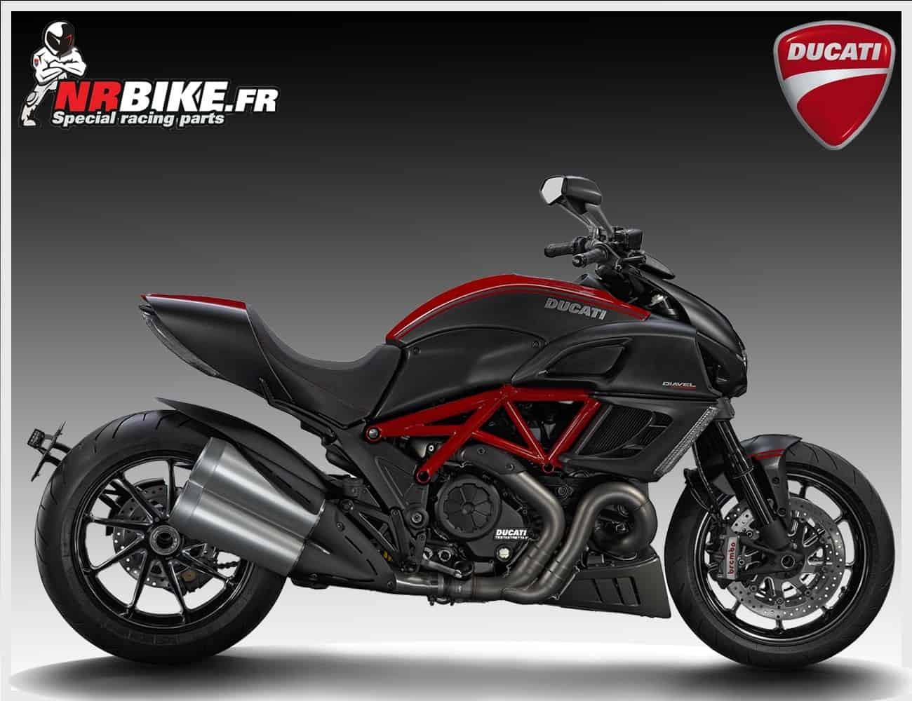 Reprogrammation Ducati Diavel