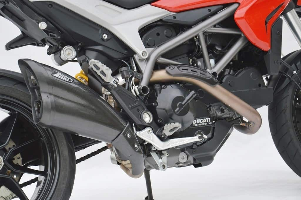 Silencieux Zard Carbone Ducati HYP  821