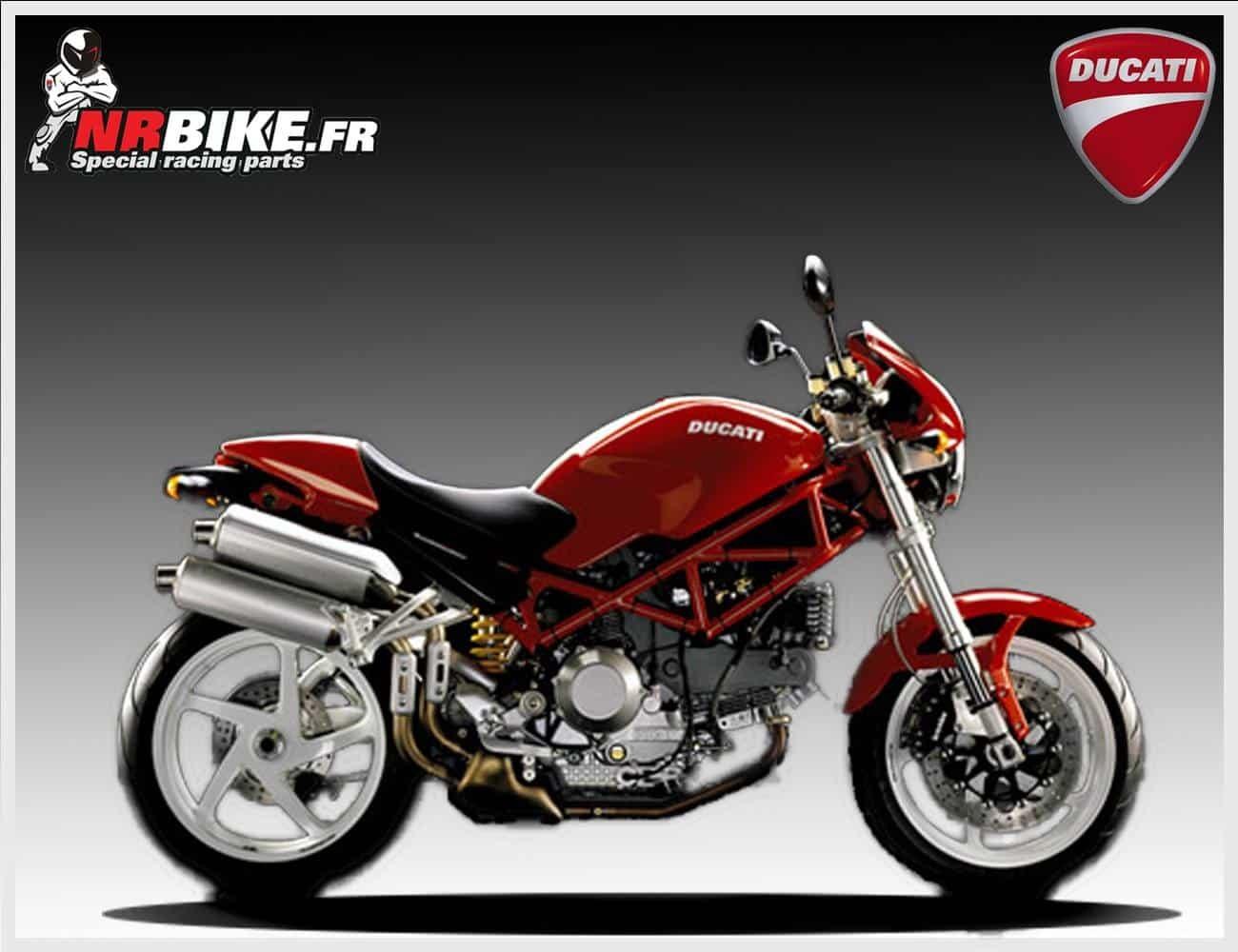Préparation moto Ducati S2R1000