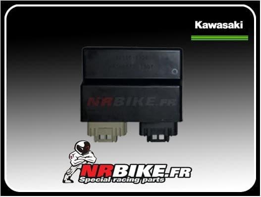 Reprogrammation boitier ECU KAWASAKI ZX14R / ZZR 1400 2008 à 2011
