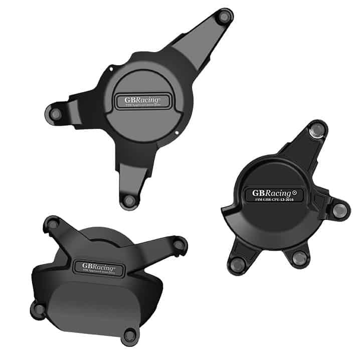 Set de Protections carter moteur GB Racing HONDA CBR1000 RA / RR / SP 2008>2011