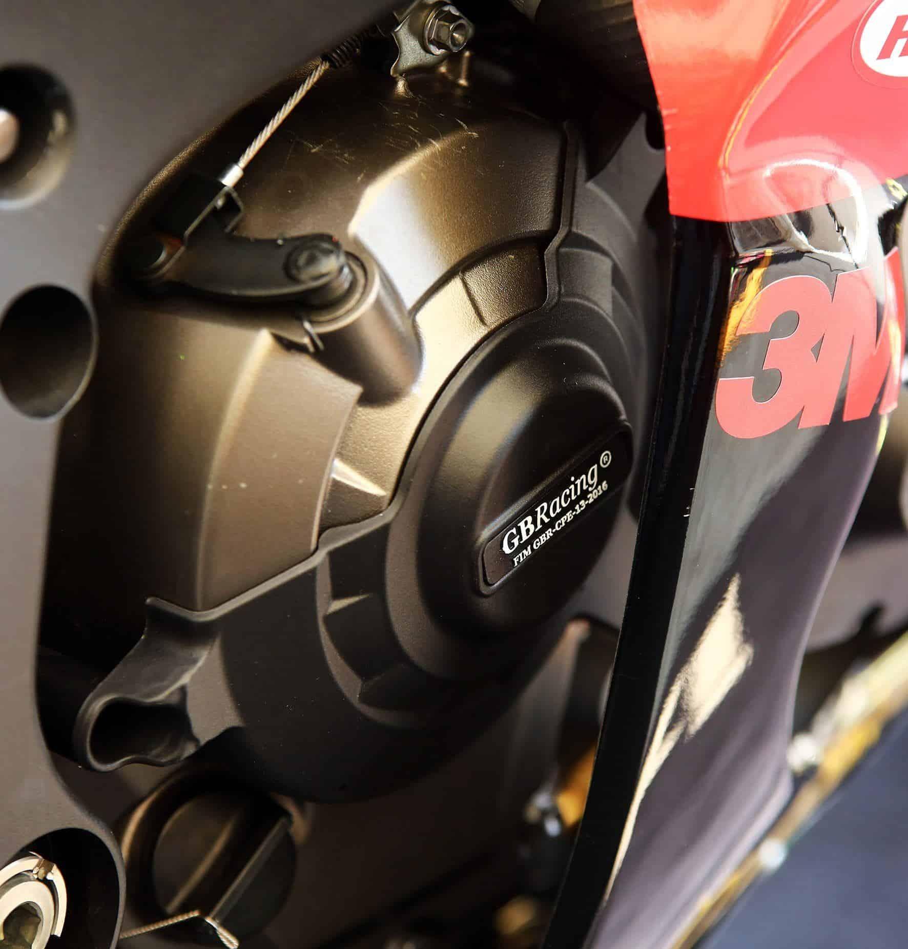 Protection de Carter Embrayage GB RACING pour KAWASAKI ZX-10R  2011>2017