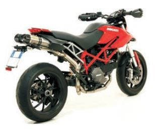 Ligne échappement et Silencieux Arrow Thunder Ducati Hypermotard 796