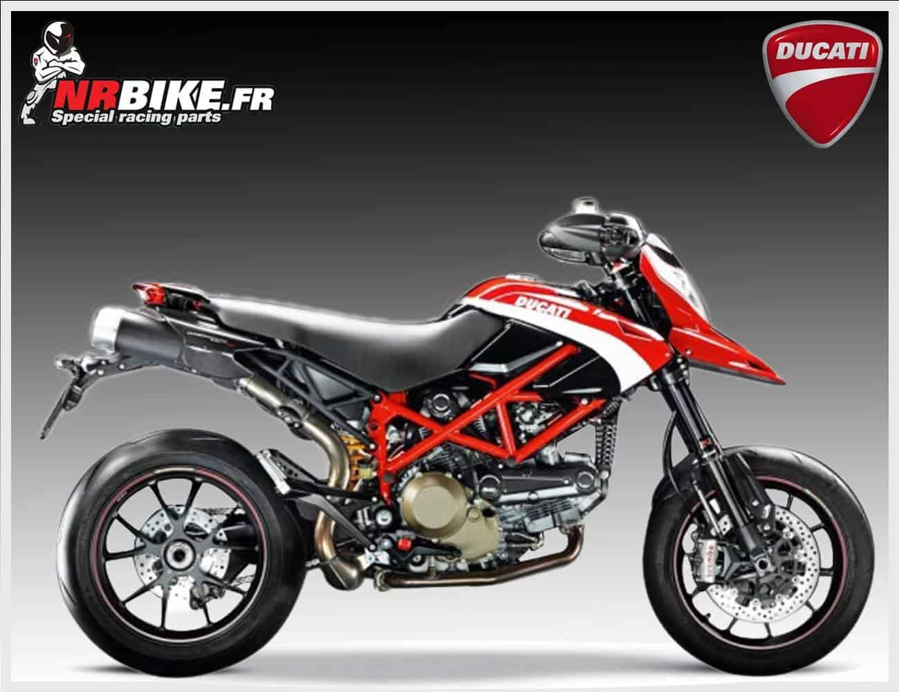 Reprogrammation ECU Ducati HYPERMOTARD 1100 Evo / SP