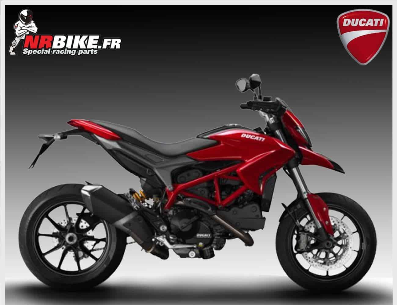 Ducati Hypermotard 821 puissance full