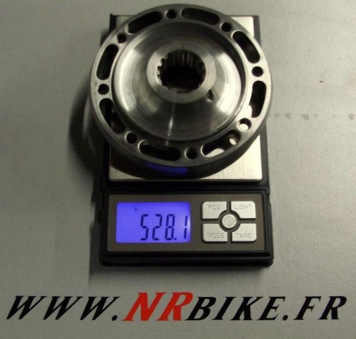 Volant moteur Acier Ducati