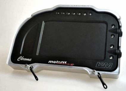 PROTECTION DASHBOARD I2M CHROME - MELOTTI RACING