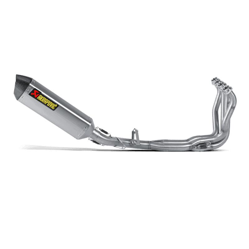 LIGNE COMPLETE AKRAPOVIC RACING LINE -KAWASAKI Z1000 SX 2010>2016 (S-K10R6-ZC)
