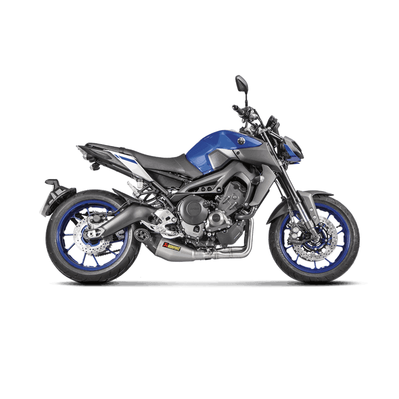 LIGNE COMPLÈTE RACING AKRAPOVIC MT09 /TRACER / XSR 900 (S-Y9R8-HEGEHT)