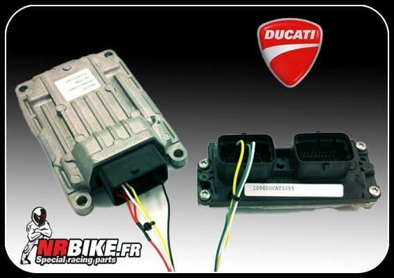 Reprogrammation boitier ECU Ducati 1000 GT