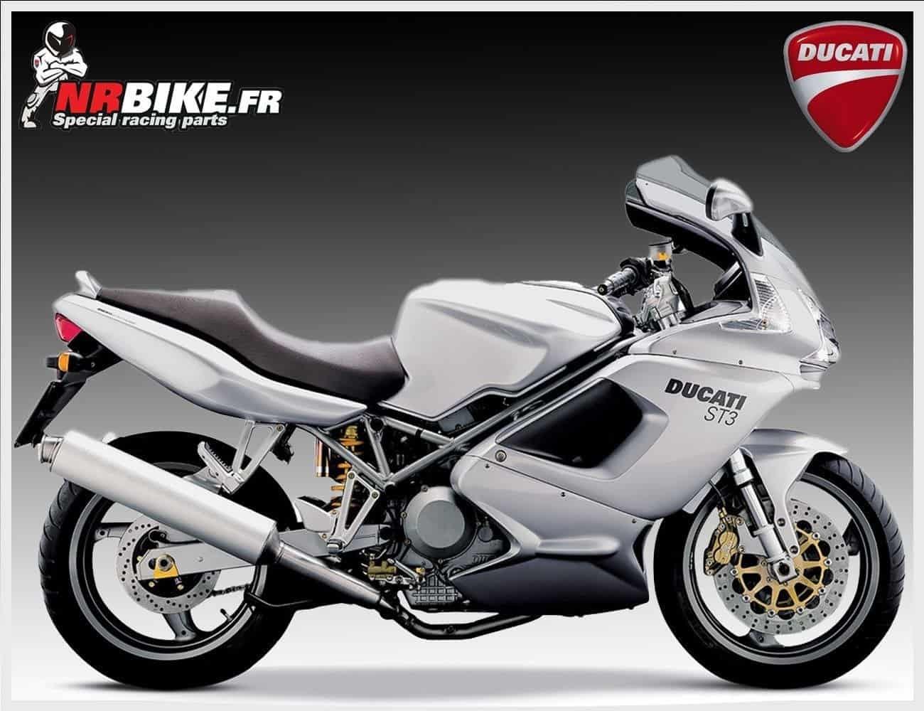 Reprogrammation ECU Ducati ST3