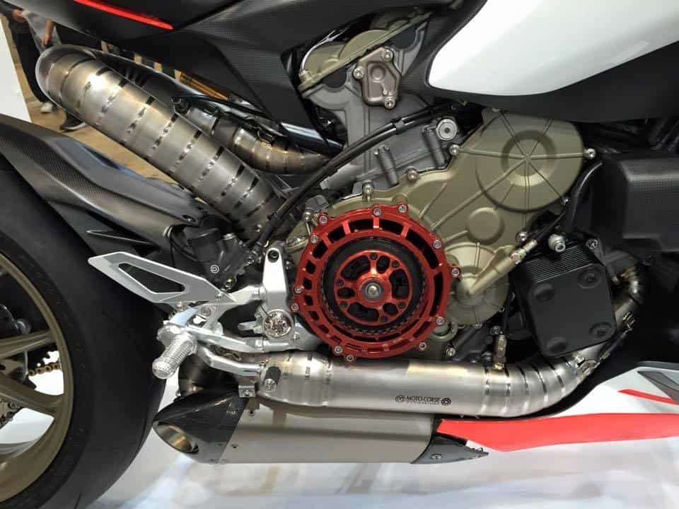 "Système ""EVO GP"" complet 1199 Panigale"