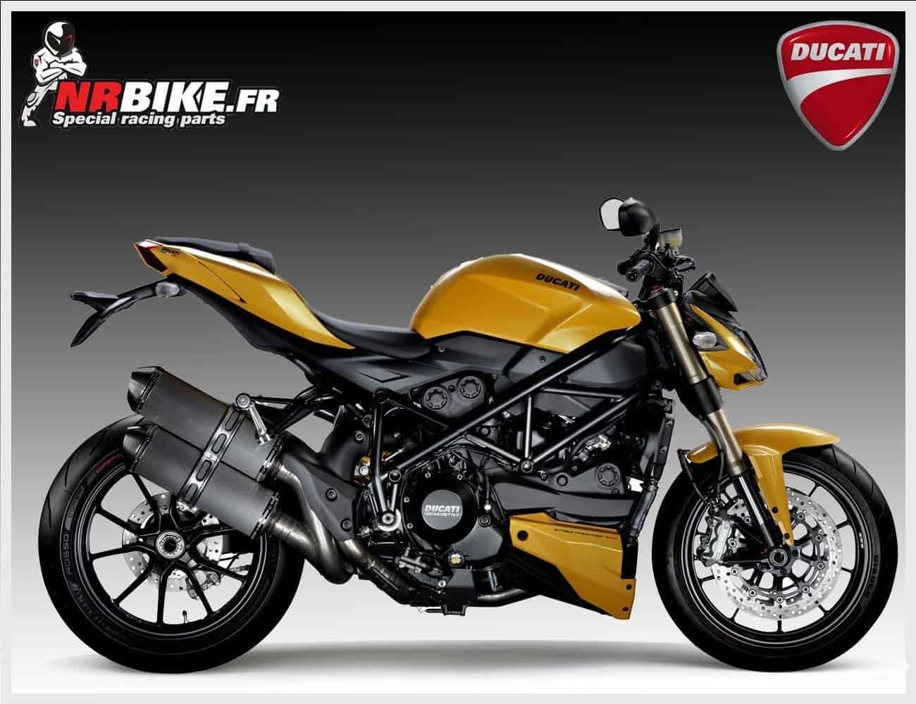 Ducati 848 Streetifighter