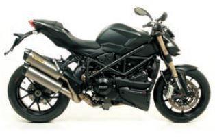 Silencieux Arrow Race Tech Ducati StreetFighter 848