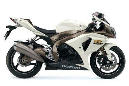 Suzuki 1000 GSXR 2009 à 2011