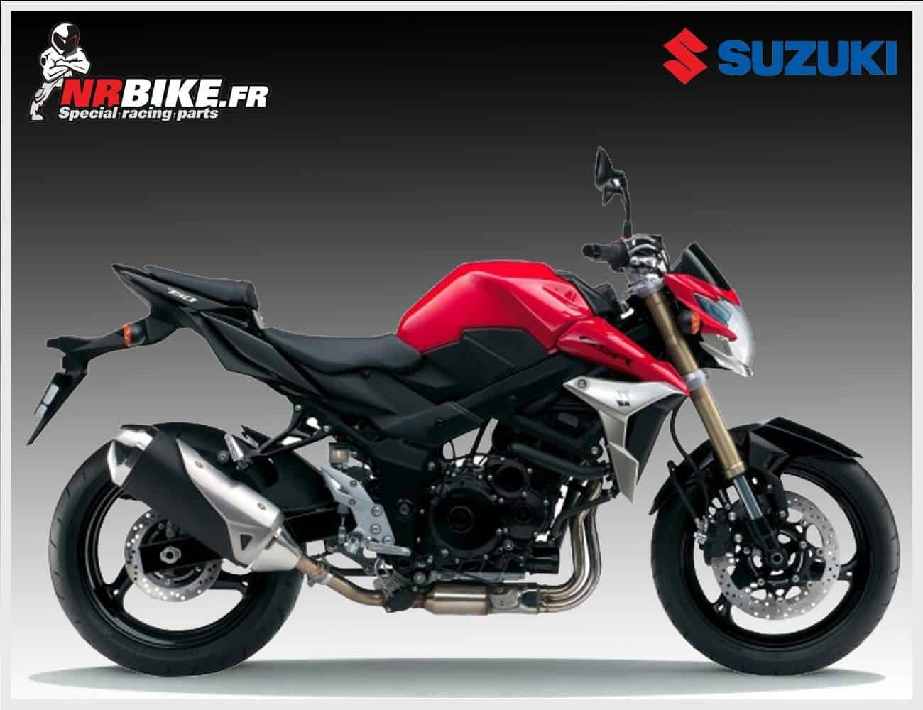 Reprogrammation Suzuki 750 GSR