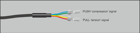 CONTACTEUR SHIFTER DOUBLE SENS DYNOJET PC5 (push / pull)