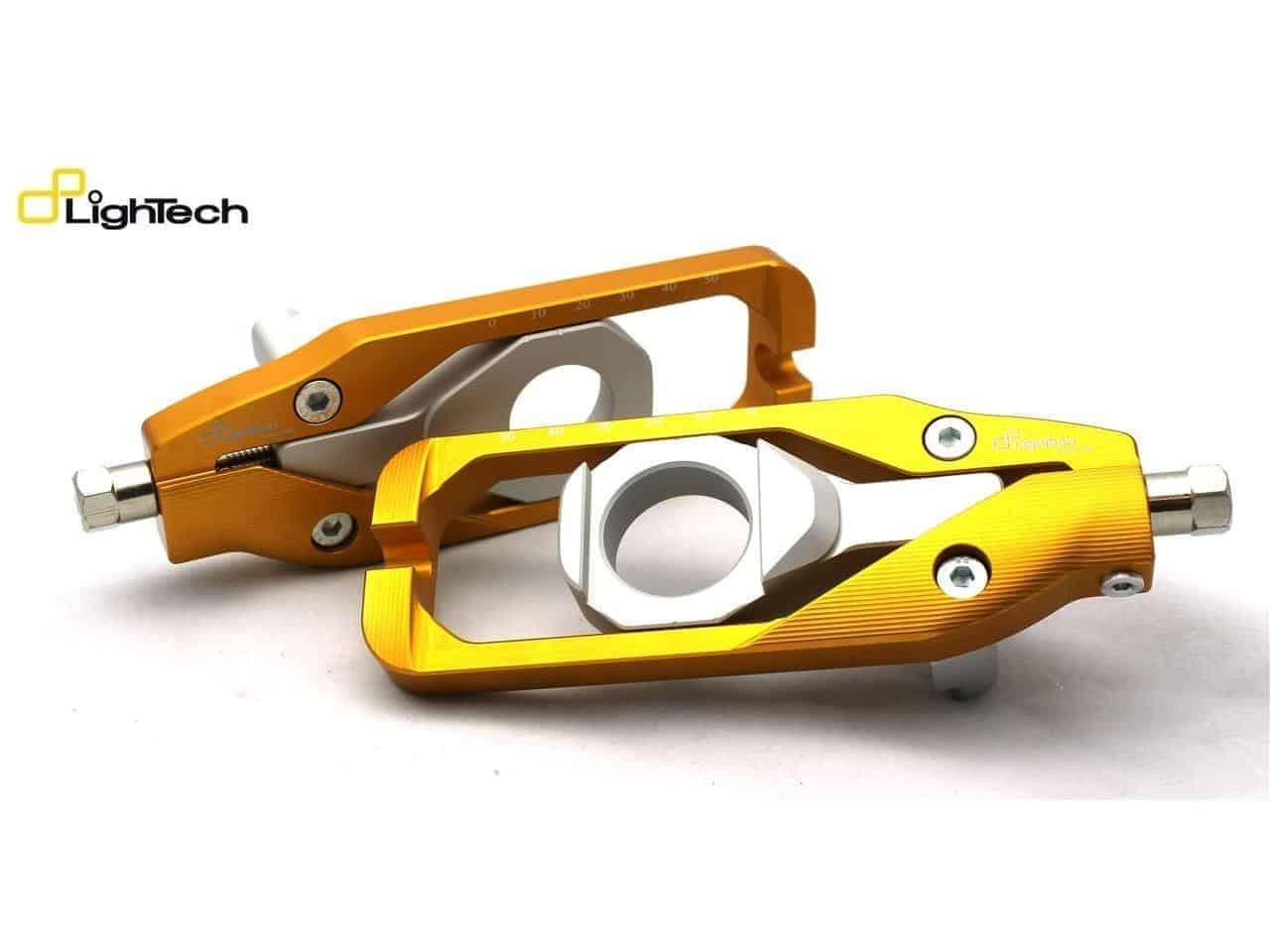 Tendeur Chaine Lightech Kawasaki ZX10R ZX6R or