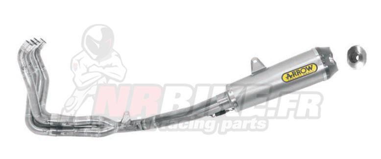 Ligne complete ARROW Replica SBK Competition Suzuki GSXR 1000