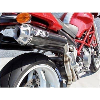 LIGNE ZARD DUCATI MONSTER S2R 1000 (ZD017SKR)