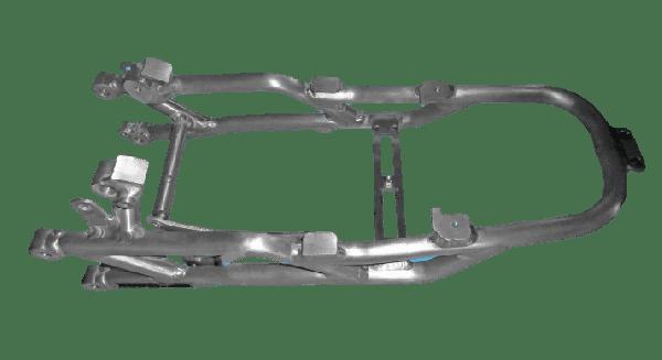 Boucle arrière MOTOHOLDERS SUZUKI 600 / 750 GSXR 2011>2016