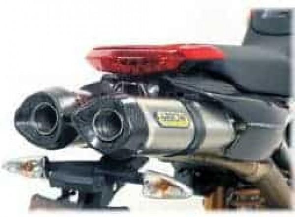 Ligne échappement et Silencieux Arrow Ducati HyperMotard 1100