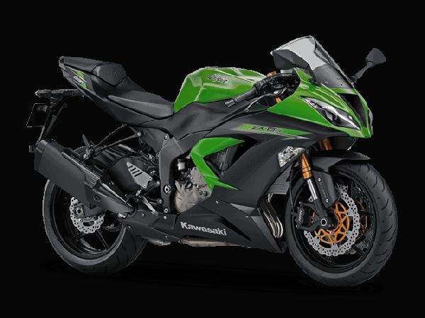 Kawasaki ZX6-R 636 2013>2015