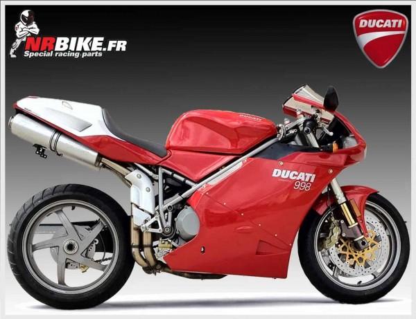Reprogrammation ECU Ducati  SBK 998 / 998S / 998R