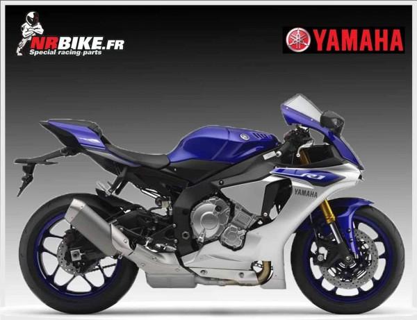 Reprogrammation Yamaha YZF R1 2015-2016