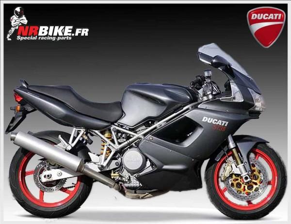 Reprogrammation ECU Ducati ST3S ABS