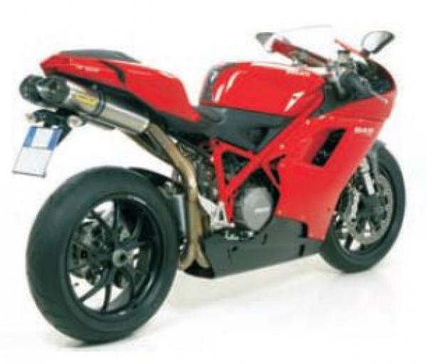 echappement et Silencieux Arrow Street Thunder Ducati 848